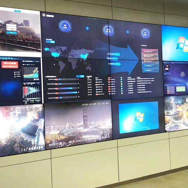贝思兰郑州市管城回族区餐饮油烟在线监控(测)大数据平台项目