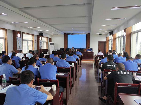 """贝思兰环保与滁州市共同步入餐饮油烟治理""""大数据""""时代"""