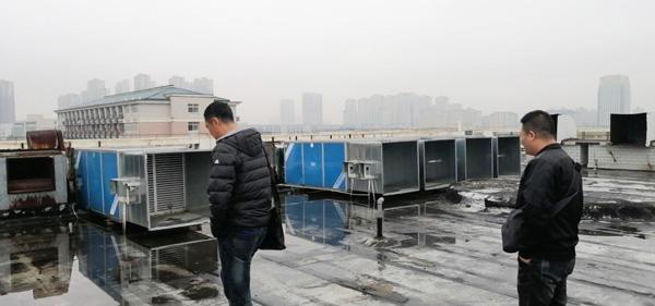 贝思兰蚌埠市餐饮油烟在线监控及治理运营一体化服务项目